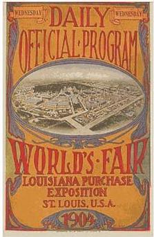 Logo da Olimpíada Saint Louis 1904