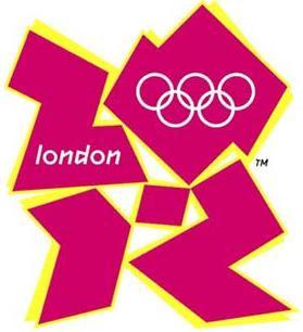 Logo da Olimpíada Londres 2012