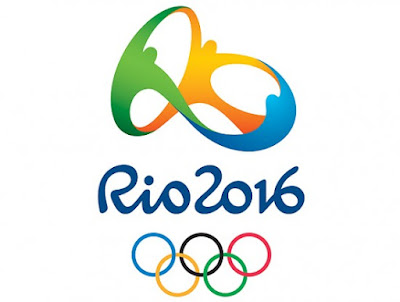 Logo da Olimpíada Rio de Janeiro 2016
