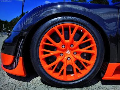 Bugatti Veyron Super Sport Imagens