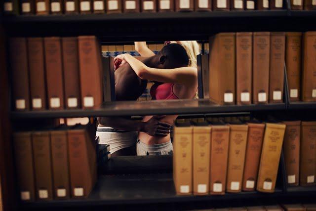Секс в библиотеке фото фото 360-666