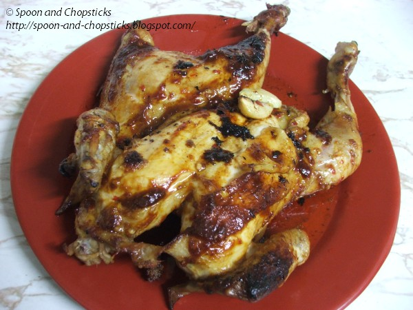 how to cut butterfly chicken