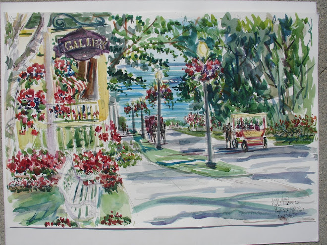 Gallery at Market and Cadotte Mackinac Island