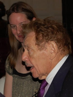 jerry pierce. Jerry Stiller and Edith Meeks,