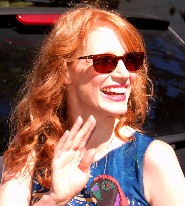 jessica chastain. Jessica Chastain THE DEBT