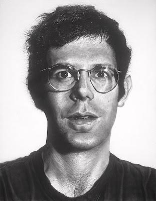 Chuck Close, Bob. 1970, acrylic on canvas