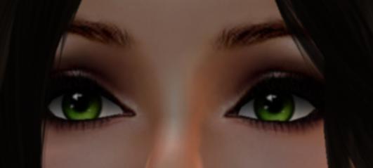 above: SLink Eyescream Deep Green