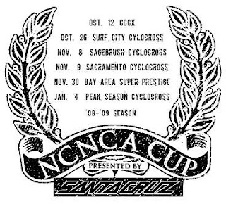 Northern California Cup Series Expands to New Venus and Adds Prizes : cyclocross northern california cup series nccs