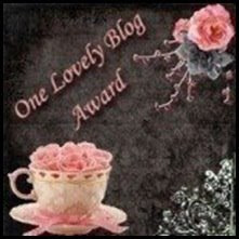 My 2nd award, again thanks to Joy.