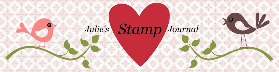 Julie's Stamp Journal
