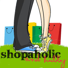 shopaholic and Hubby