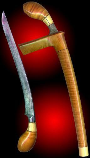 Siwah - Senjata Tradisional Aceh ~ ACEH