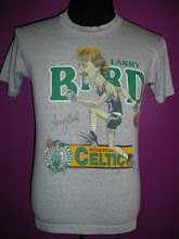 Vtg Larry Bird