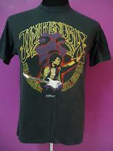 Vintage Jimi Hendrix 80'