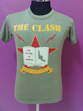 Vintage The Clash