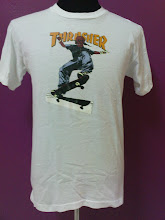 Vintage Trasher Pushed