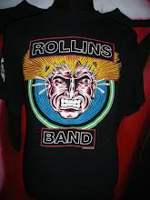 Vtg Rolling Band 91'
