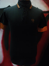 Fred Perry Comdez Gargon