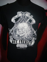 Vtg Ace Frehley