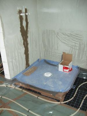 bautagebuch m hle fu bodenheizung ist fertig. Black Bedroom Furniture Sets. Home Design Ideas