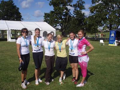 mazda+tri >Debut på Sprint triathlon (på stafettigt vis)