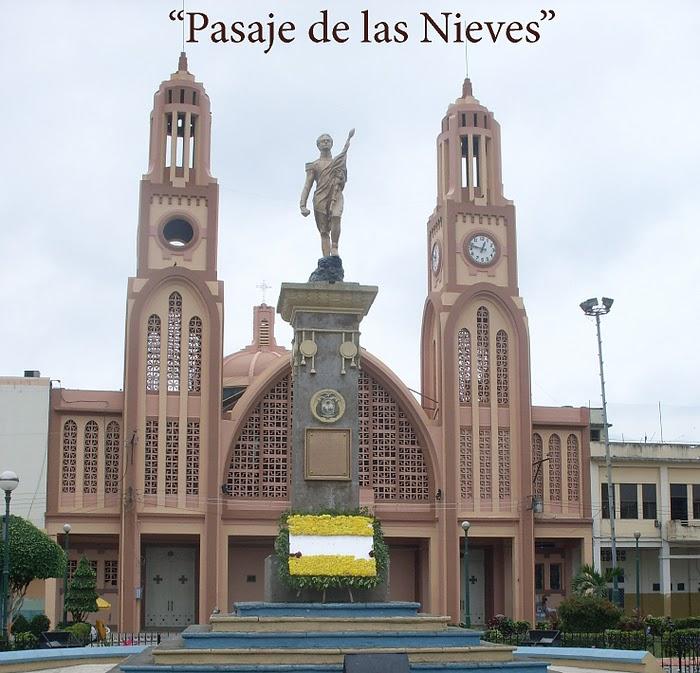 """""""PASAJE DE LAS NIEVES"""""""