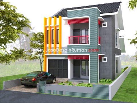 type rumah modern on Desain Rumah: Desain Rumah Modern Minimalis