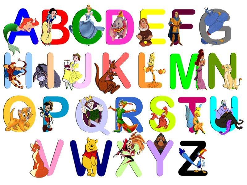 El rincón de lola la canción del alfabeto