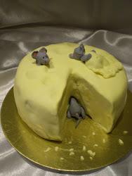 Egérkék és a sajt