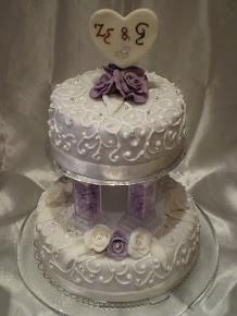 Eljegyzési torta