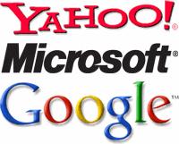 microsoft, yahoo, google işbirliği