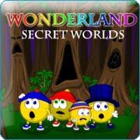çocuklar için oyunlar Wonderland Secret Worlds