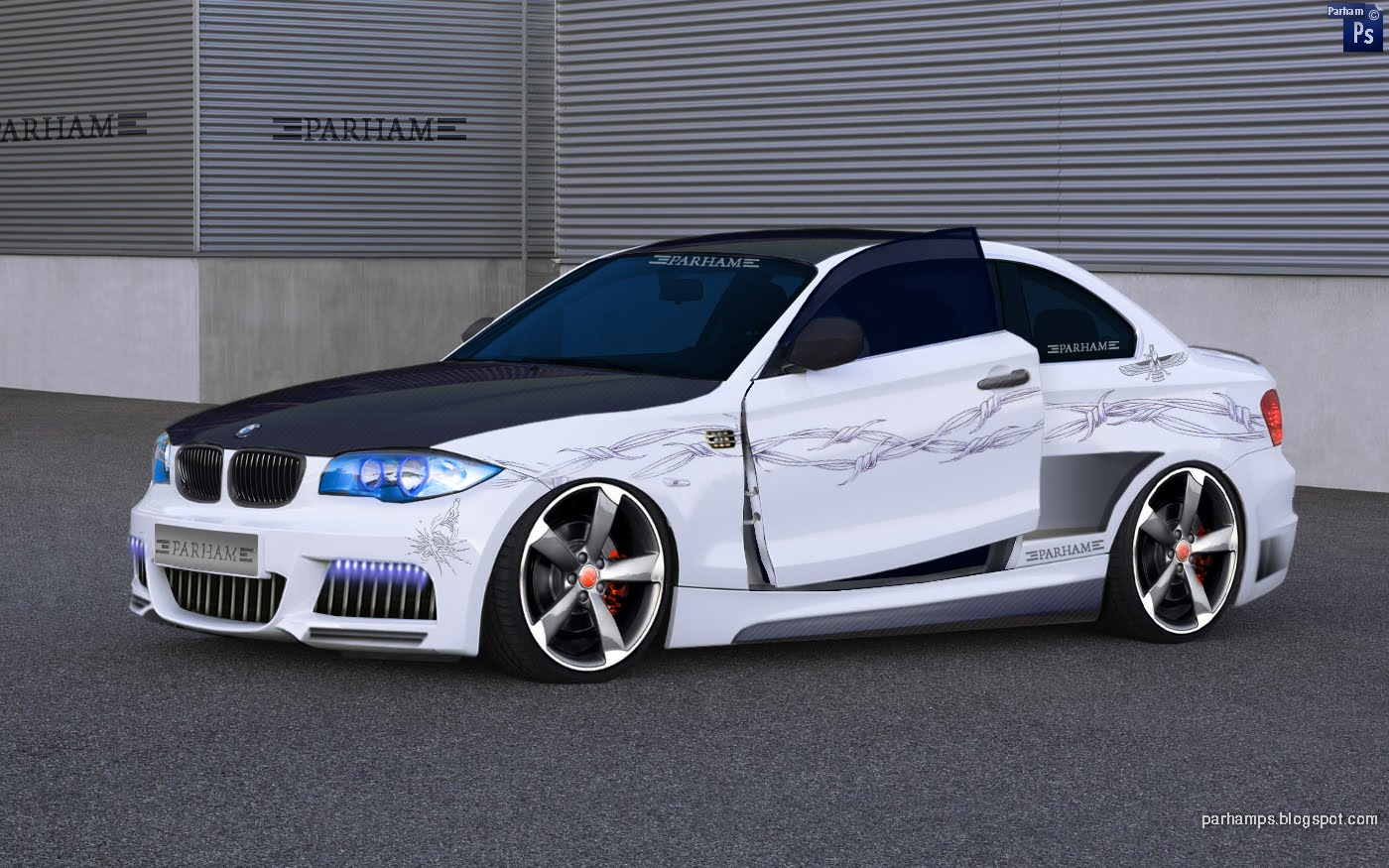 Parham S Photoshop Bmw 135 Tuned By Parham