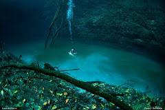 Sungai dibawah laut mexcico