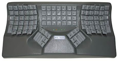 Weirdest Keyboard