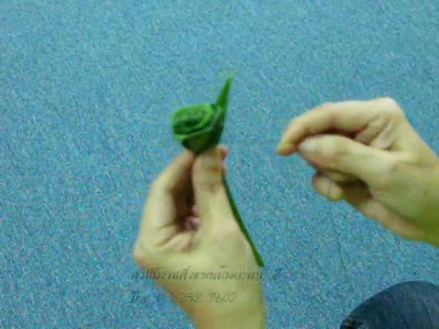 วิธีพับดอกกุหลาบจากใบเตย สอนพับดอกกุหลาบใบเตย ไอเดีย ดอกไม้ how to fold sweet rose from Pandan leaf,diy fold rose,pandan leaf rose,how to fold rose from,natural method  odor