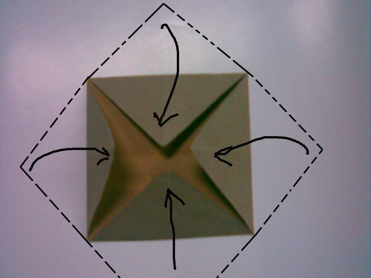 วิธีพับกล่องกระดาษน่ารักมีฝา  พับโอริกามิ โอริงามิ  folding paper origami box lid tutorial   kuinka taittaa paperi kukka kansi   hur man viker papper lock blomlåda  hoe papieren bloem deksel vouwen