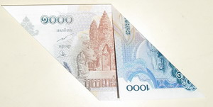 สอนวิธี พับ ทำ ปลา สัตว์ ด้วยกระดาษ กระดาษธนบัตร แบงก์  ,วิธีทำ พับ  ปลา สัตว์   ทำ ปลา สัตว์ด้วยกระดาษธนบัตร แบงก์ how to   fold fish animal from banknote dollar ,how to make diy fish animal banknote dollar,how to fold banknote fish animal,folding fish animal,paper fish animal   ,fold fish animal from banknote dollar ,woven paper banknote dollar fish animal