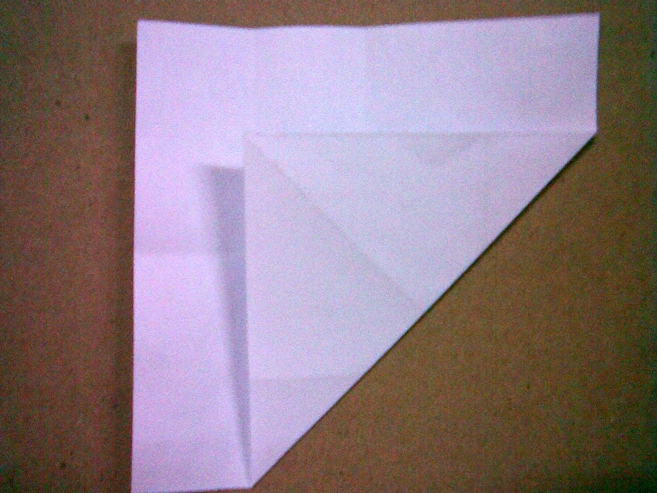 Fold  Square Box with  recycle paper