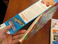 วิธีทำ จิ๊กซอว์ ตัวต่อภาพ jigsaw ทำของเล่น กล่องกระดาษ กล่องซีเรียล กล่องอาหารเช้า บรรจุภัณฑ์ ของใช้แล้ว ลดขยะ รีไซเคิล วัสดุเหลือใช้ ไอเดีย how to diy ลดโลกร้อน โลกสีเขียว โครงงาน กระดาษ กระดาษใช้แล้ว recycle reuse