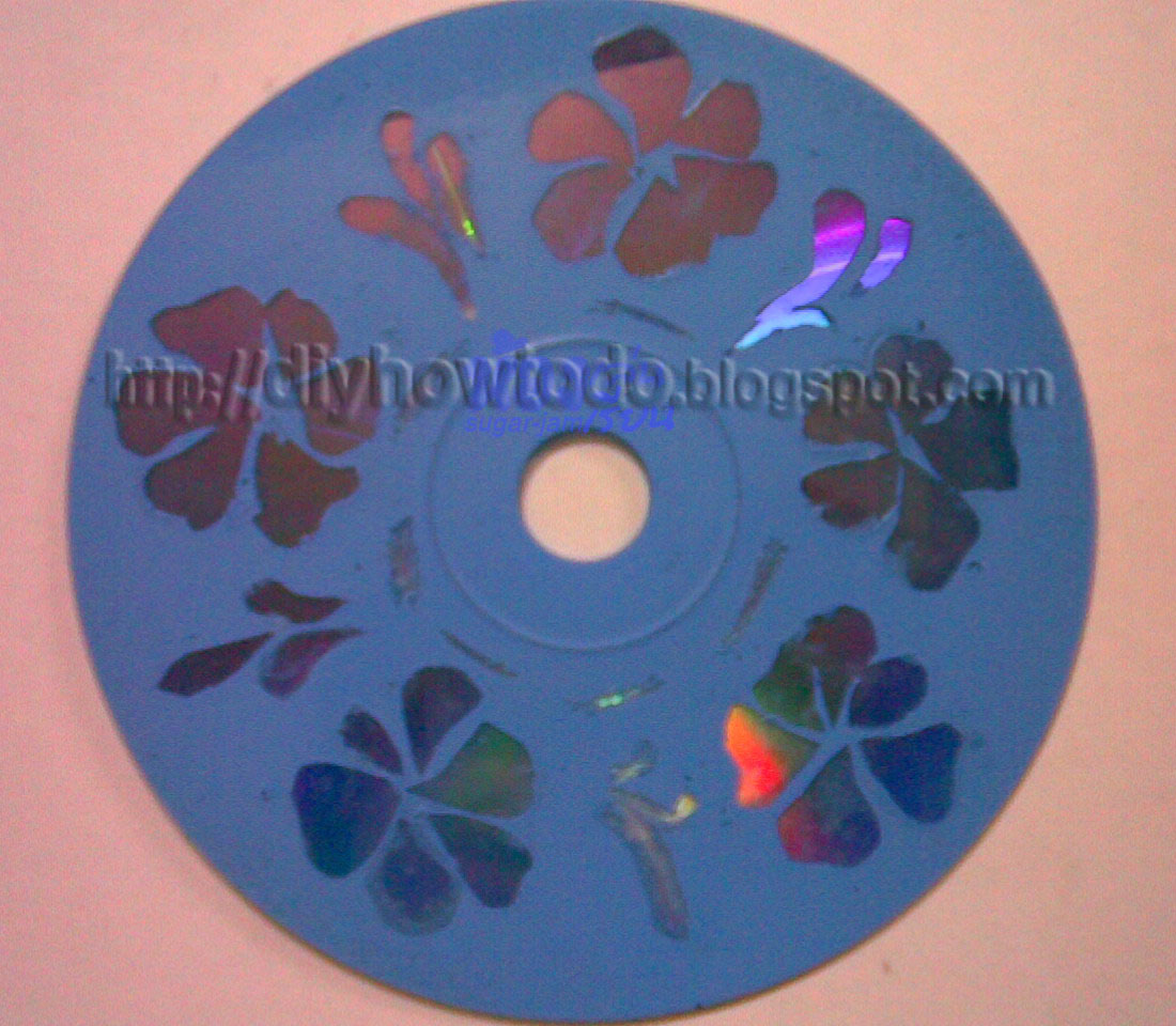 REUSE cd,idea old cd