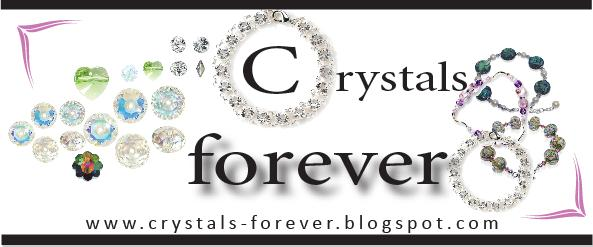 Exclusive Swarovski Crystals