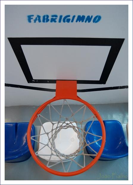 Tabela de Basket, Pavilhão Municipal de Vendas Novas, 23.Junho.2007