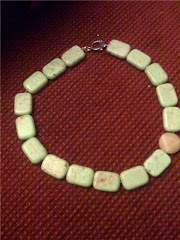 New - Creme de la Menthe Necklace