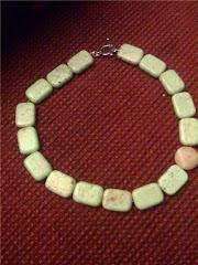 New - Creme de la Menthe Necklace