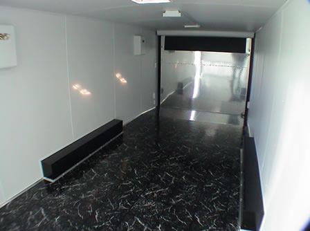 Beautiful Black Marble For Flooring