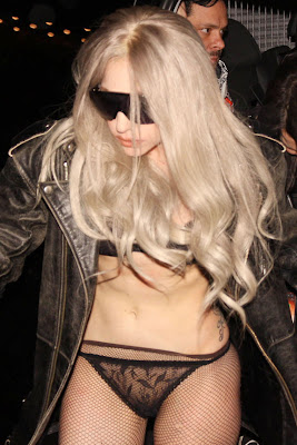 Lady Gaga Panties