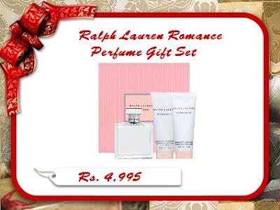 Victoria Beckham Perfume Gift Set. #39;ROMANCE#39; perfume Gift Set