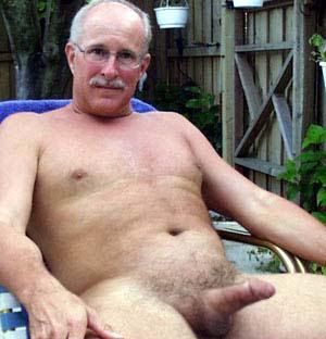 Mature Gay Man Naked