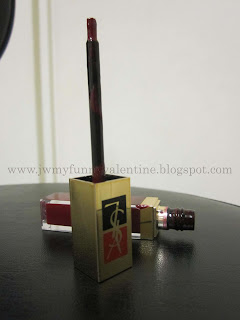 YSL Gloss Pur in Pure Plum